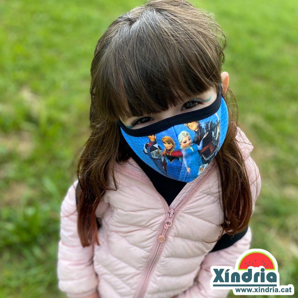 Mascaretes per a nens i nenes XindriaCat