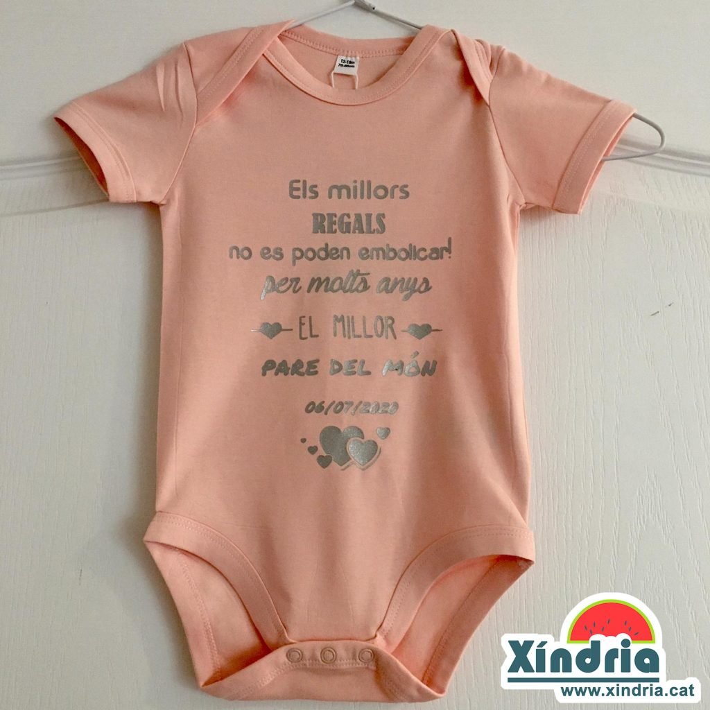 Body per a nadons. Regals personalitzats per a nadons. Nens petits.