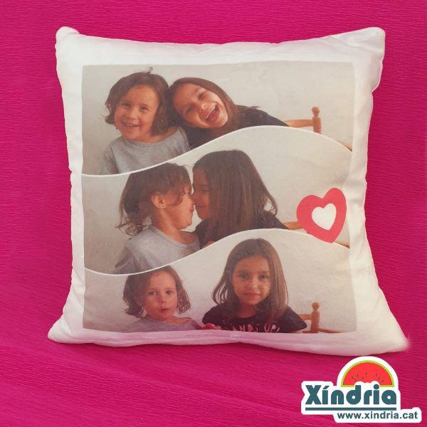 Regals per nens i nenes. Coixins personalitzats.