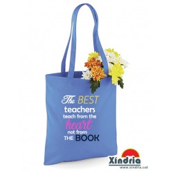 TOTE BAG THE BEST TEACHERS