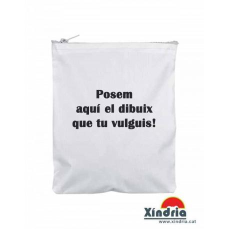 MOTXILLA MULTIUSOS PERSONALITZABLE AMB DIBUIX