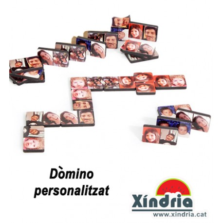 DÒMINO PERSONALITZAT