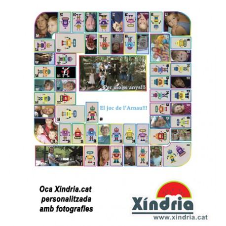 JOC DE L'OCA PERSONALITZAT TOTALMENT