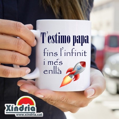 TASSA T'ESTIMO PAPA
