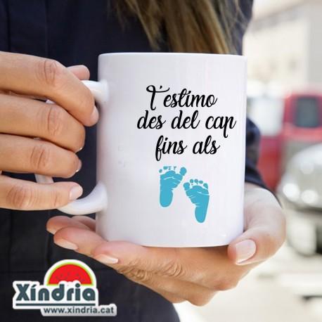 TASSA DES DEL CAP FINS ALS PEUS