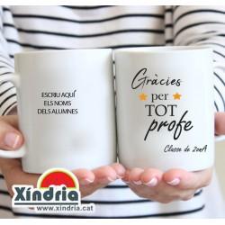 TASSA GRÀCIES PER TOT