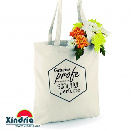 TOTE BAG ESTIU PERFECTE