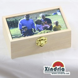 XINDRIA BOX FUSTA