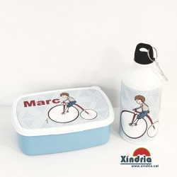 PACK CANTIMPLORA I CARMANYOLA BICICLETA AMELIE BY ROUS