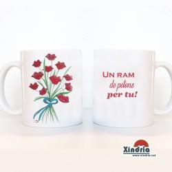 TASSA RAM DE PETONS