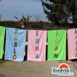 TOVALLOLA DE MICROFIBRA PERSONALITZADA