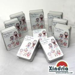 XINDRIA BOX COMOPOSICIÓ DIBUIXOS