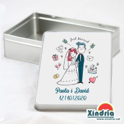 XINDRIA BOX JUST MARRIED